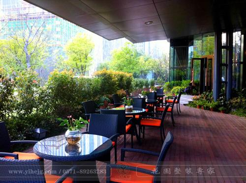 江上会所景观设计|会所景观绿化|生态园会所景观设计施工