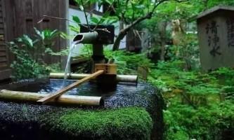 日式庭院的核心秘密,单纯、凝练、清净的造景哲学!