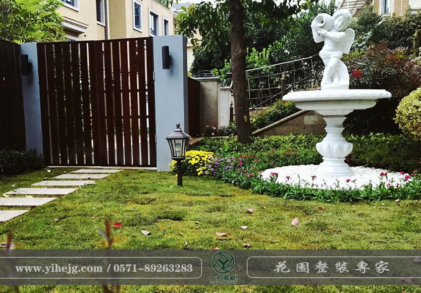 绍兴天下花园绿化设计