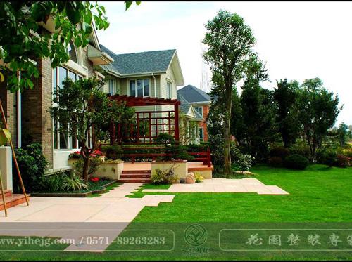 龙游私家庭院景观设计|乡村庭院景观绿化|自建庭院花园设计