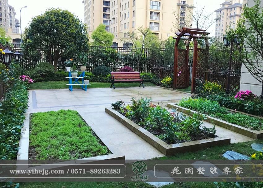 万科溪望庭院设计