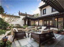 为何中式庭院别墅越来越流行?
