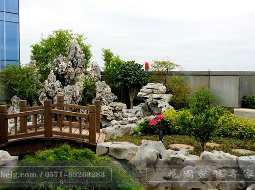 私家屋顶花园景观设计